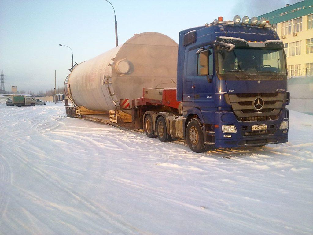 Транспортно-логистическая компания ДС-ГРУПП перевозка негабаритов